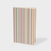 Paul Smith 'Signature Stripe' Notebook