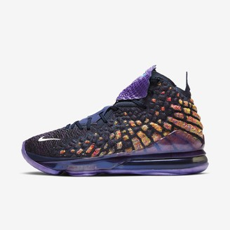Nike Basketball Shoe LeBron 17 Monstars