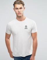 Franklin & Marshall Crest Logo T-Shirt