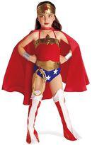 Justice DC Comics League Wonder Woman Costume - Kids