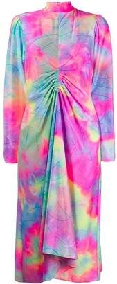 Sies Marjan Licra Sporty Printed Dress