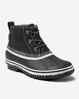 Eddie Bauer Women's Hunt Pac Mid Boot - Leather