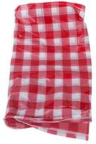 Best Brands Checkered Plastic Tablecloth, 3-pack