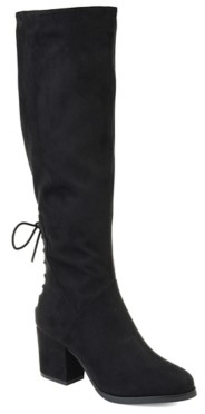 Journee Collection Leeda Wide Calf Boot
