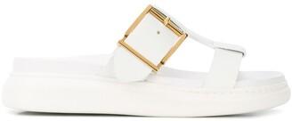 Alexander McQueen Hybrid slide sandals