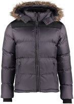 Schott Nyc Winter Jacket Anthracite/black