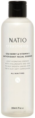 Natio Goji & Vitamin E Antioxidant Facial Essence