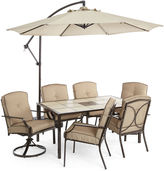 OUTDOOR OASIS Outdoor OasisTM Stratton 7pc Dining Set