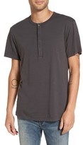 French Connection Men's Henley T-Shirt