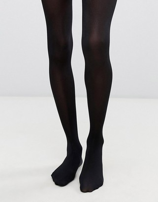 Jonathan Aston 100 denier gloss opaque tight in black
