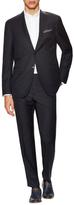Corneliani Wool Notch Lapel Suit