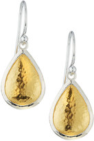 Gurhan Amulet Two-Tone Teardrop Earrings