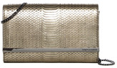 Vince Camuto Phurn Embossed Leather Clutch