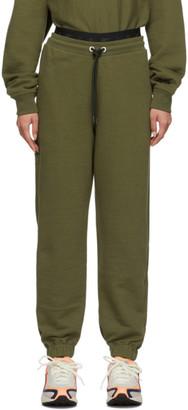 Reebok x Victoria Beckham Green Jogger Lounge Pants