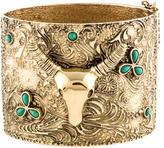 Aurelie Bidermann Longhorn Bracelet