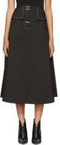 Ellery Black Eunice Skirt