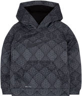 Nike Cool Grey Dri-FIT Pullover Hoodie - Preschool Boys 4-7