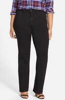 NYDJ Plus Size Women's 'Isabella' Stretch Trouser Jeans