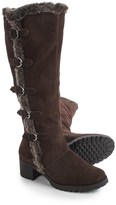 Aerosoles Nesst Egg Knee-High Boots - Suede (For Women)