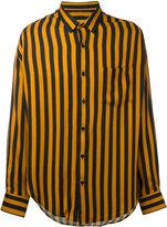 Ami Alexandre Mattiussi large fit shirt