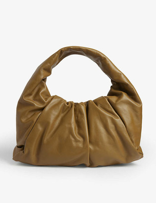 Bottega Veneta The Shoulder Pouch small leather bag