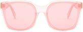 Super Quadra Forma Sunglasses
