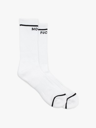 Mother One Small Step For Mankind - MF Mens White
