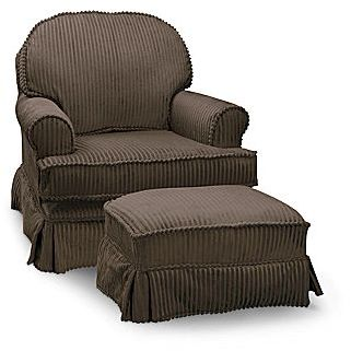 JCPenney Casey Glider or Ottoman