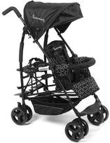 Kinderwagon - Jump Single Stroller - Black by Kinderwagon