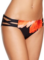Carmen Marc Valvo Side Strap Bikini Bottom