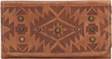 American West Women's Mystic Shadow Tri-Fold Wallet
