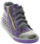 Jumping Jacks Toddler Girl's 'Courtney' High Top Sneaker