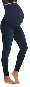 Spanx Mama Maternity Jean-ish Ankle Leggings