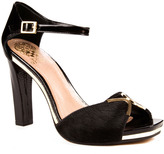 Vince Camuto Helkie T-Strap Suede Pumps