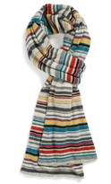 Paul Smith Multi Stripe Scarf