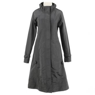 Celine Grey Coat for Women Vintage