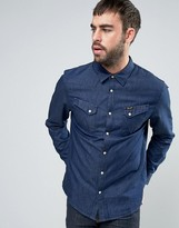Wrangler Denim Pocket Shirt