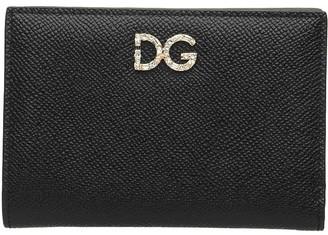 Dolce & Gabbana Bifold Leather Wallet