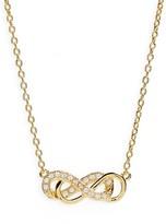 Nordstrom Women's Double Infinity Pendant Necklace
