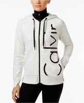 Calvin Klein Fleece Logo Hoodie