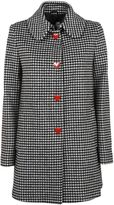 Love Moschino Checked Coat