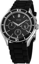 HUGO BOSS Men's Classic 1502224 Silicone Quartz Watch with Dial