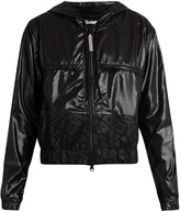 adidas by Stella McCartney Hooded performance jacket