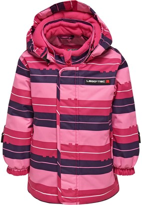 Lego Wear Baby Girls' DUPLO TEC Janna 773-Skijacke/Winterjacke Jacket