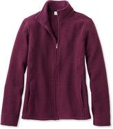 L.L. Bean Comfort Fleece, Full-Zip Jacket