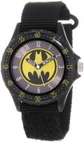 "Batman Boys' BAT5038 Black ""Time Teacher Watch"