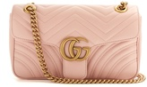 Gucci GG Marmont quilted-leather shoulder bag