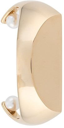 Maison Margiela Pear-Detail Cuff Bracelet