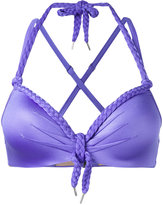 Marlies Dekkers Holi Glamour push up bikini top - women - Nylon/Spandex/Elastane - 70B