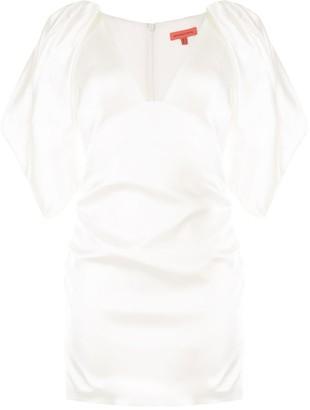Manning Cartell Australia Fitted V-Neck Dress
